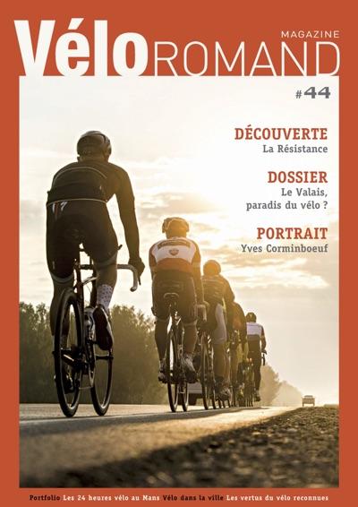 Le magazine Vélo Romand